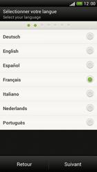 HTC One S - Premiers pas - Créer un compte - Étape 3