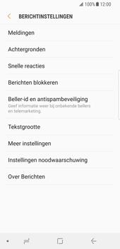 Samsung Galaxy S8 - Android Oreo - MMS - probleem met ontvangen - Stap 12