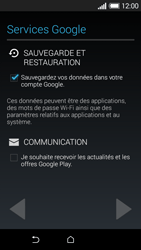 HTC Desire 510 - Premiers pas - Créer un compte - Étape 20