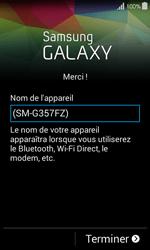 Samsung Galaxy Ace 4 - Premiers pas - Créer un compte - Étape 34