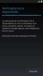 Samsung Galaxy S5 - Premiers pas - Créer un compte - Étape 11