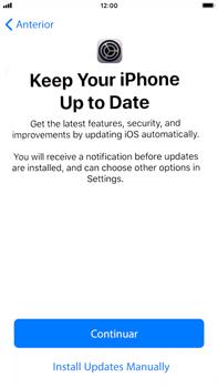 Apple iPhone 7 Plus - iOS 12 - Primeiros passos - Como ligar o telemóvel pela primeira vez -  26