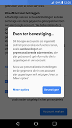 LG K11 - Applicaties - Account aanmaken - Stap 17
