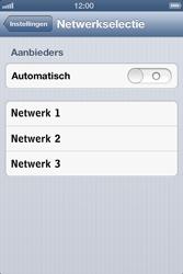 Apple iPhone 4 S met iOS 6 - Netwerk - gebruik in het buitenland - Stap 7