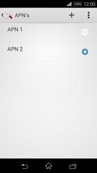Sony Xperia E3 - Internet - handmatig instellen - Stap 18