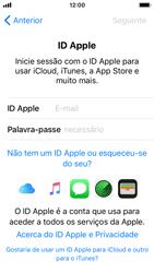Apple iPhone 5s - iOS 11 - Primeiros passos - Como ligar o telemóvel pela primeira vez -  17