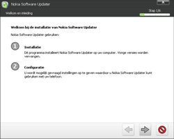 Nokia C7-00 - Software - Update installeren via PC - Stap 11