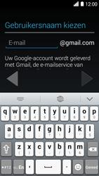 Huawei Ascend Y530 (Model Y530-U00) - Applicaties - Account aanmaken - Stap 7