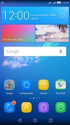 Huawei Y6 - Chamadas - Como bloquear chamadas de um número específico - Etapa 2