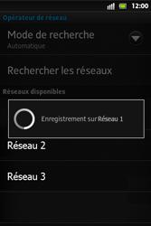 Sony ST27i Xperia Go - Réseau - utilisation à l'étranger - Étape 13