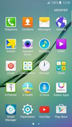 Samsung Galaxy S6 Edge - E-mails - Ajouter ou modifier un compte e-mail - Étape 3