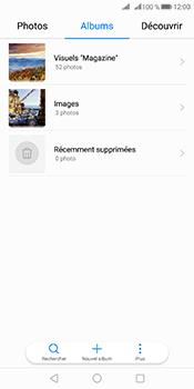 Huawei Mate 10 Pro - Photos, vidéos, musique - Envoyer une photo via Bluetooth - Étape 4