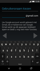 HTC Desire 610 - Applicaties - Account aanmaken - Stap 8