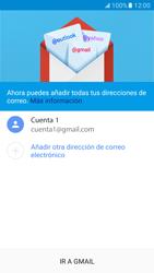 Samsung Galaxy S7 - E-mail - Configurar Gmail - Paso 16