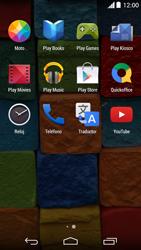 Motorola Moto X (2ª Gen) - Aplicaciones - Tienda de aplicaciones - Paso 3