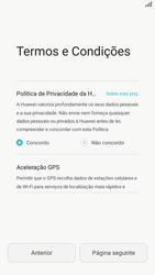 Huawei P8 Lite - Primeiros passos - Como ligar o telemóvel pela primeira vez -  7