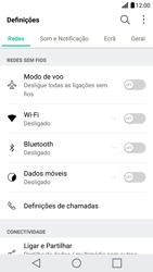 LG G5 - Internet no telemóvel - Como ativar os dados móveis -  3