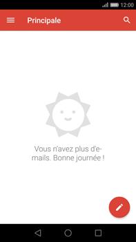 Huawei G8 - E-mail - Configurer l