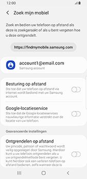 Samsung galaxy-s8-sm-g950f-android-pie - Beveiliging en ouderlijk toezicht - Zoek mijn mobiel inschakelen - Stap 6