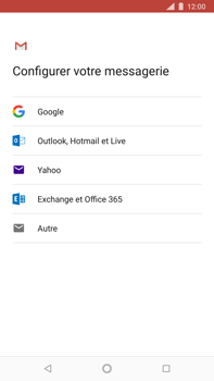 Nokia 8 Sirocco - E-mail - Configuration manuelle (gmail) - Étape 7