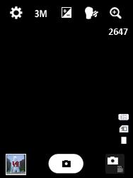 LG Optimus L3 II - Funciones básicas - Uso de la camára - Paso 8