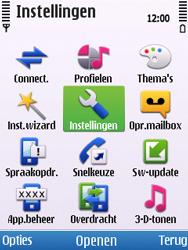 Nokia C5-00 - Internet - Handmatig instellen - Stap 4