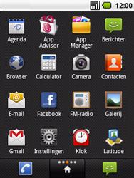LG P350 Optimus Me - Internet - buitenland - Stap 12