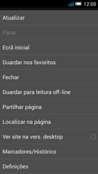 Alcatel POP C7 - Internet no telemóvel - Como configurar ligação à internet -  20