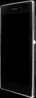 Sony Xpéria Z1 - Premiers pas - Découvrir les touches principales - Étape 7