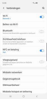 Samsung Galaxy S10 - Bellen - bellen via wifi (VoWifi) - Stap 5