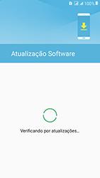 Samsung Galaxy J2 Prime - Funções básicas - Como atualizar o software do seu aparelho - Etapa 6