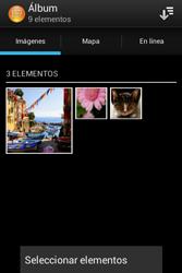 Sony Xperia E - Bluetooth - Transferir archivos a través de Bluetooth - Paso 5