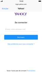 Apple iPhone 6s - iOS 12 - E-mail - Configuration manuelle (yahoo) - Étape 6