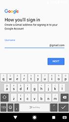 Sony Xperia XA2 - Applications - Create an account - Step 11