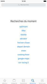 Apple Apple iPhone 6s Plus - iOS 10 - Applications - MyProximus - Étape 4