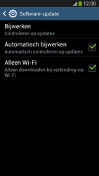 Samsung C105 Galaxy S IV Zoom LTE - Software update - update installeren zonder PC - Stap 7