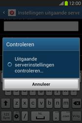Samsung S6810P Galaxy Fame - E-mail - e-mail instellen: IMAP (aanbevolen) - Stap 18