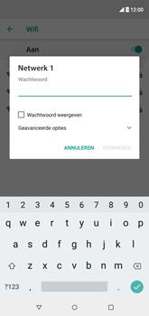 Wiko View 2 - Wifi - handmatig instellen - Stap 7