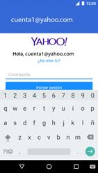 Motorola Moto G 3rd Gen. (2015) (XT1541) - E-mail - Configurar Yahoo! - Paso 12