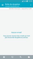 Samsung A300FU Galaxy A3 - E-mail - Configurer l