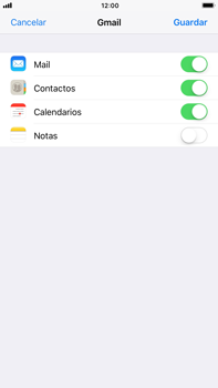 Apple iPhone 8 Plus - E-mail - Configurar Gmail - Paso 8