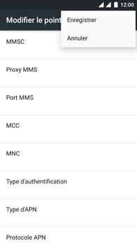 OnePlus 3 - Internet - Configuration manuelle - Étape 15