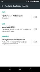 HTC Desire 650 - Internet et connexion - Utiliser le mode modem par USB - Étape 8
