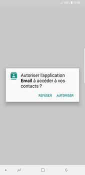 Samsung Galaxy Note 9 - E-mails - Ajouter ou modifier votre compte Outlook - Étape 5