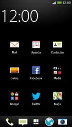 HTC Desire 601 - Contacten en data - Contacten kopiëren van SIM naar toestel - Stap 3