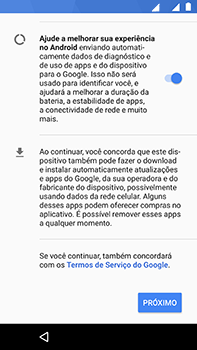 Motorola Moto Z2 Play - Primeiros passos - Como ativar seu aparelho - Etapa 15