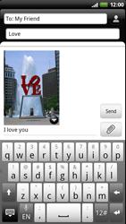 HTC Z710e Sensation - Mms - Sending a picture message - Step 11