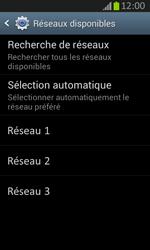 Samsung S7710 Galaxy Xcover 2 - Réseau - utilisation à l'étranger - Étape 12