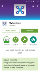 Samsung A3 (2016) - Applicaties - MyProximus - Stap 10