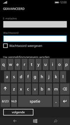 Microsoft Lumia 535 - E-mail - Account instellen (IMAP met SMTP-verificatie) - Stap 9